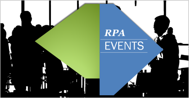 RPA Events Conferences Banner